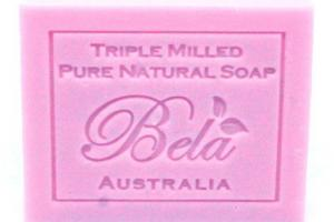 PURE NATURAL SOAP, SWEET PEA & JASMINE