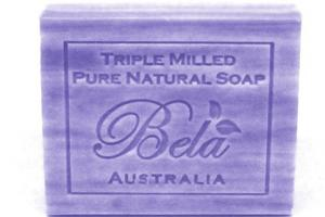 PURE NATURAL SOAP, FREESIA LILAC