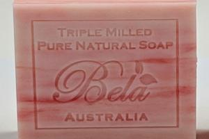 PURE NATURAL SOAP, ROMANTIC GARDENIA