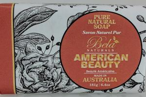 AMERICAN BEAUTY PURE NATURAL SOAP