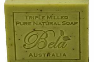 PURE NATURAL SOAP LEMON MYRTLE