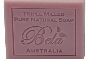 PURE NATURAL SOAP SWEET PEA & JASMINE