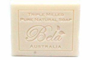 PURE NATURAL SOAP EXTRA CREAMY GOATS MILK