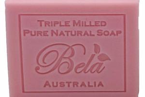 PURE NATURAL SOAP ROSE
