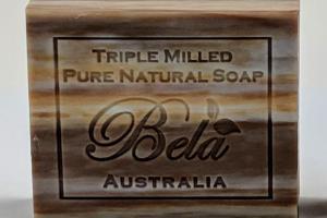 PURE NATURAL SOAP SANDALWOOD