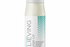 RELIEVING MASSAGE OIL