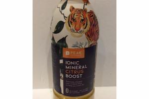 IONIC MINERAL CITRUS BOOST DRINK