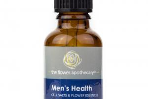 MEN'S HEALTH CELL SALTS & FLOWER ESSENCES