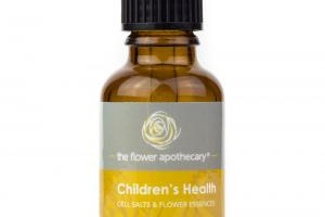 CHILDREN'S HEALTH CELL SALTS & FLOWER ESSENCES