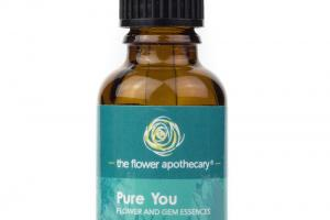 PURE YOU FLOWER AND GEM ESSENCES