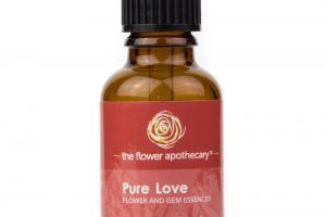 PURE LOVE FLOWER AND GEM ESSENCES