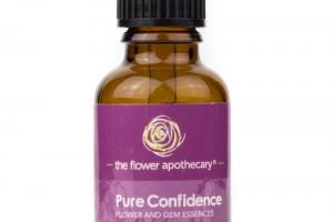 PURE CONFIDENCE FLOWER AND GEM ESSENCES