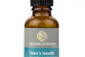 TEEN'S HEALTH CELL SALTS & FLOWER ESSENCES