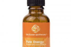 PURE ENERGY FLOWER AND GEM ESSENCES