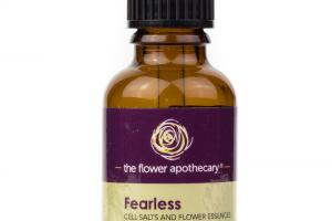 FEARLESS CELL SALTS AND FLOWER ESSENCES