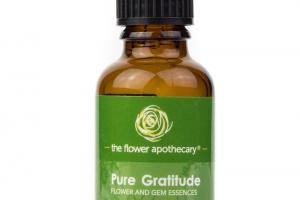 PURE GRATITUDE FLOWER AND GEM ESSENCES