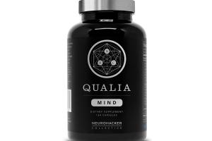 QUALIA MIND DIETARY SUPPLEMENT CAPSULES