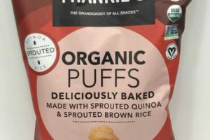 BBQ ORGANIC SPROUTED PUFFS