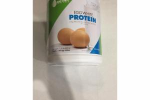 UNFLAVORED EGG WHITE PROTEIN DIETARY SUPPLEMENT