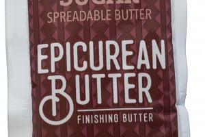 CINNAMON & BROWN SUGAR SPREADABLE BUTTER