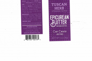 TUSCAN HERB SPREADABLE BUTTER