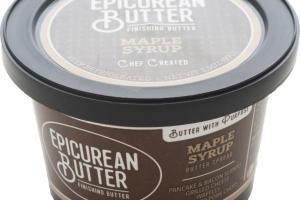 MAPLE SYRUP BUTTER SPREAD