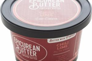 CHILI LIME BUTTER SPREAD
