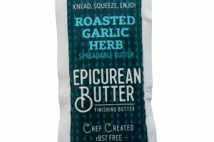 ROASTED GARLIC HERB SPREADABLE BUTTER