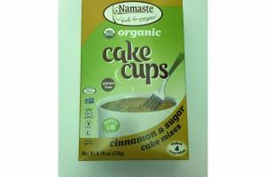 CINNAMON & SUGAR CAKE CUPS MIXES