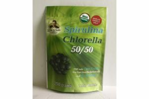 SPIRULINA CHLORELLA TABLETS