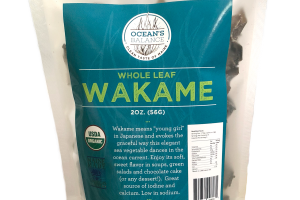 WHOLE LEAF WAKAME