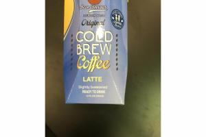 ORIGINAL SLIGHTLY SWEETENED COLD BREW COFFEE
