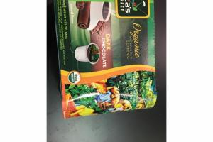 ORGANIC DARK CHOCOLATE ARABICA COFFEE