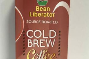 SOURCE ROASTED SLIGHTLY SWEETENED VEE-ZIO COLD BREW COFFEE