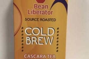 MANGO-BERRIES SLIGHTLY SWEETENED CASCARA TEA