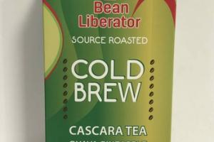 GUAVA-PINEAPPLE COLD BREW CASCARA TEA