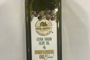SUNFLOWER OIL BLEND & EXTRA VIRGIN OLIVE OIL