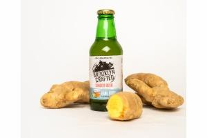 EARL GREY GINGER BEER