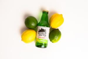 LEMON LIME GINGER BEER
