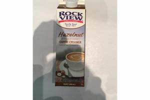 HAZELNUT ULTRA-PASTEURIZED COFFEE CREAMER