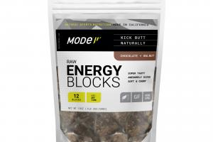 CHOCOLATE + WALNUT RAW ENERGY BLOCKS