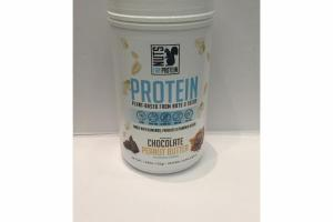 CHOCOLATE PEANUT BUTTER PROTEIN PLANT-BASED FROM NUTS & SEEDS DIETARY SUPPLEMENT