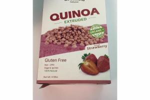 STRAWBERRY ORGANIC QUINOA