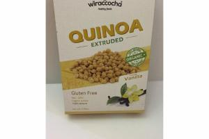 VANILLA EXTRUDED QUINOA