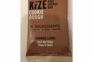 COOKIE DOUGH RAW ENERGY BAR