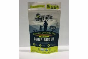 ORGANIC & ANTIBIOTIC FREE UNSALTED BONE BROTH