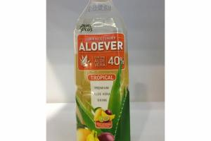 MIXED FRUIT & MANGO & PASSION FRUIT TROPICAL PREMIUM ALOE VERA DRINK