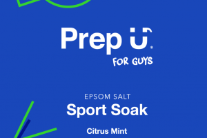 EPSOM SALT SPORT SOAK, CITRUS MINT