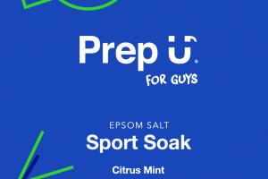 EPSOM SALT SPORT SOAK, CITRUS MINT