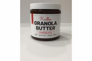 CHOCOLATE GRANOLA BUTTER